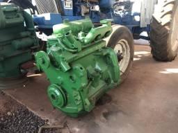 Motor john deere 3c