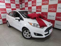 Ford Fiesta Sedan 1.6 SE Powershift só Brasília revisões em dia. Banco de couro!!! - 2015