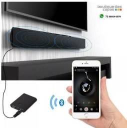 Receptor Transmissor Bluetooth Tomate Mtb-805 Transmita o som da TV para fone bluetooth