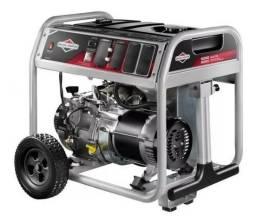 Briggs 030707 Gerador De Energia B&s S5000 6,25kva P. Manual
