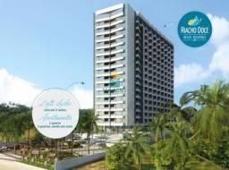Ed. Riacho Doce Beach Residence, unidade investidor - penas 280mil