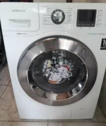 Maquina de lavar e secar Samsung