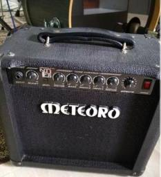 Amplificador de guitarra meteoro NDE 15