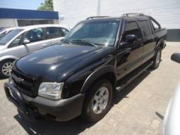 Chevrolet s10 2008 2.4 mpfi advantage 4x2 cd 8v flex 4p manual - 2008