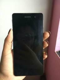 Sony xperia e5 cabo flet do display danificado