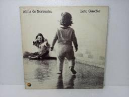LP Vinil Beto Guedes - Alma de Borracha