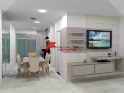 Casa de luxo em construção com planejados, ar condicionado e área gourmet completa