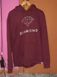 Moletom Diamond Tamanho M