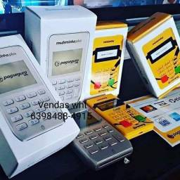 Maquinas de cartão Pag seguro