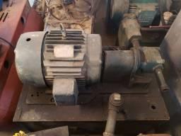 Unidade Hidraulica 10 Hp