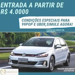 Fiat Argo 2019 - oportunidade para motorista de app