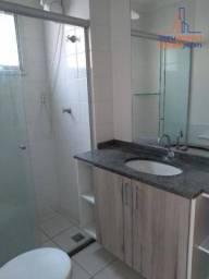 Apartamento com 3 dormitórios para alugar, 66 m² por R$ 1.000/mês - Terra Bonita - Londrin