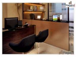 Sala para alugar, 25 m² por R$ 593,00/mês - Pagani - Palhoça/SC