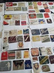 Embalagem de cigarros antigo para coleção