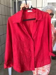 Brecho da fran blusas no valor de 10 reais cada uma