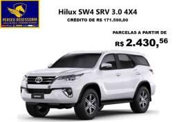 Hilux SW4 SRV 3.0 4X4