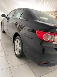 Vendo ou troco Corolla automático 2012