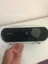 Projetor Sony Vpl Ex5<br>