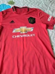Camisa Manchester United tamanho M.
