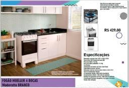 Sexta Pop Premium - Fogão 4 Bocas - Manual