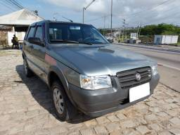 UnoWay 1.0 2011 Entr R$4.500 + 48x