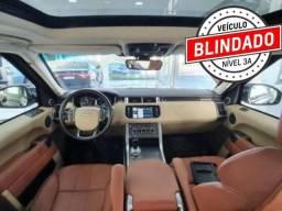Land Rover Range Rover Sport 3.0 SE 4X4 V6 24V BT - 2015 Blindada