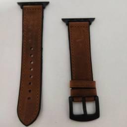 Pulseira de couro para Smartwatch 42 mm / 44mm