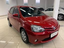 Toyota Etios XS (2015)