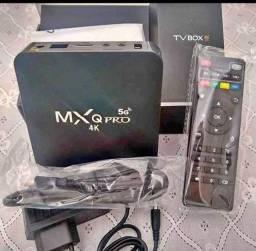 MXQ PRO TV BOX 64/4. 5g/4k