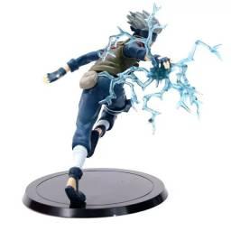 Hatake kakashi pvc figura de ação estátua brinquedos naruto shippuden