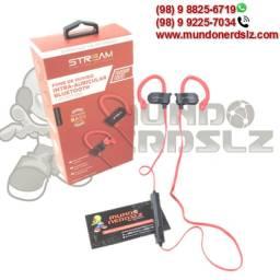 Fone de Ouvido Bluetooth Intra-Auricular Vermelho Elg EPB-DZ1RD em São Luís Ma