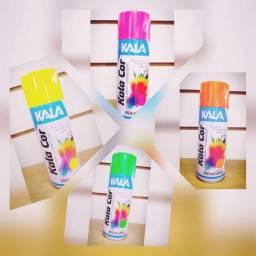 Tinta spray luminosa Kala Fluorescente