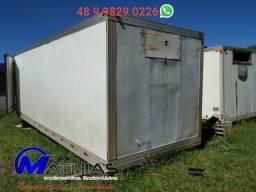 Camara frigorifica 14 paletes truck Mathias implementos