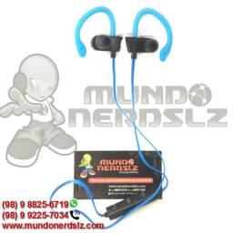 Fone de Ouvido Bluetooth Intra-Auricular Azul Elg EPB-DZ1AZ em São Luís Ma