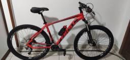Bike First lunix 29 2020, TAM 19, Acera/Altus, 2x9, zerada!