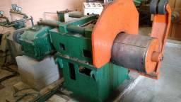 Rebobinador de Bobinas de Aço