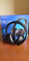 Headset Série Ouro 7.1 PlayStation