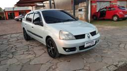 Clio Sedan 1.0 completo ano ano 2009