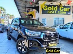 Toyota Hilux SRX 2020 - ( 6 Mil KM, Padrao Gold Car )