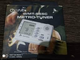 Afinador/Metrônomo Cherub WMT-555C