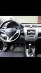 Honda city EX 2011