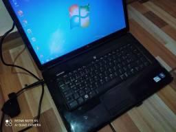 Notebook Dell 1545 bom e barato pra ir embora hoje