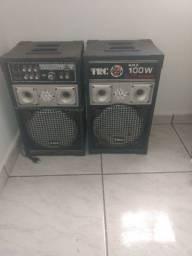 Vende-se uma caixa de som