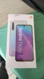 Note 8 64 GB pronta entrega lacrado