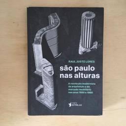 Livro São Paulo nas Alturas