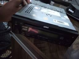 Rádio jac j3 original novo
