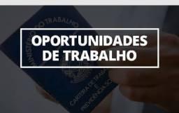VAGA DE HIGENIZAÇAO EM LAVA JATO