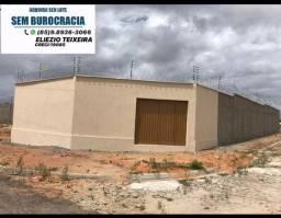 Lotes liberado para construção e sem burocracia!!