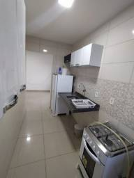 Alugo Apartamento de Dois Quartos Mobiliado - Arapiraca