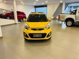 Título do anúncio: Kia picanto 2013 1.0 ex 12v flex 4p automÁtico